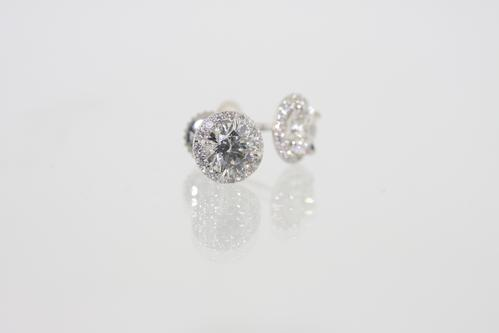 View Diamond Studs